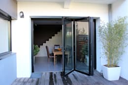 Окна в . Автор – Atelier d'architecture Pilon & Georges
