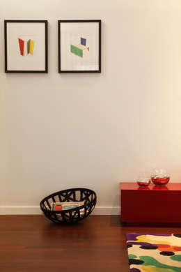 Livings de estilo moderno por Tiago Patricio Rodrigues, Arquitectura e Interiores