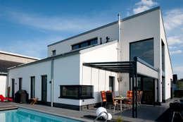 modern Houses by Architekturbüro J. + J. Viethen