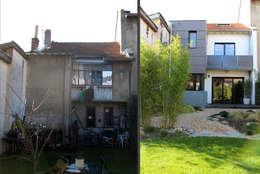 by Atelier d'architecture Pilon & Georges