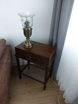 Atölye Butka – Bavul Sehpa: rustik tarz tarz Oturma Odası