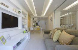 غرفة المعيشة تنفيذ fpr Studio