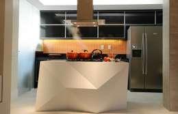 Cocinas de estilo moderno por fpr Studio
