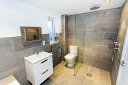 modern Bathroom by The Bazeley Partnership