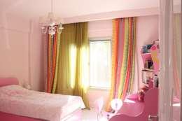 AYAYAPITASARIM – VİLLA-2: rustik tarz tarz Çocuk Odası