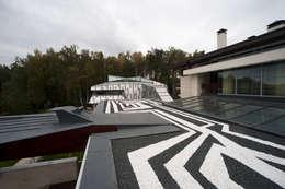 Надстройка дома  в п.Николо-Урюпино (детская игровая , гостевая):  в . Автор – TOTEMENT / PAPER