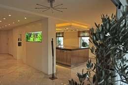 minimalistic Kitchen by Architekturstudio-Fischer