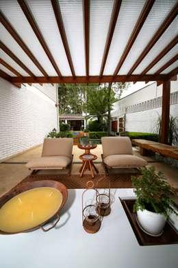 Terrace by MeyerCortez arquitetura & design