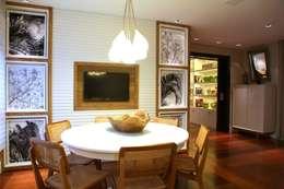 modern Dining room by MeyerCortez arquitetura & design