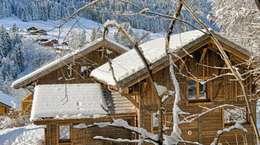 shep&kyles design: kırsal tarz tarz Evler