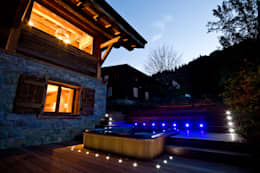 modern Spa by shep&kyles design