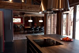 shep&kyles design: kırsal tarz tarz Mutfak
