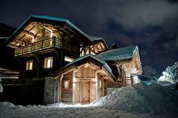 Дома в . Автор – shep&kyles design