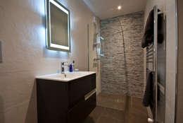 Ванные комнаты в . Автор – shep&kyles design