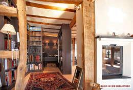 Estudios y oficinas de estilo colonial por Architekturbüro Hans-Jürgen Lison