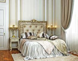 студия Design3F의  침실