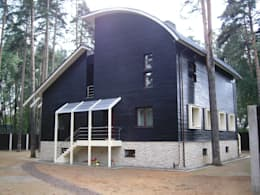 Дом в Мамонтовке:  в . Автор – М2Студия