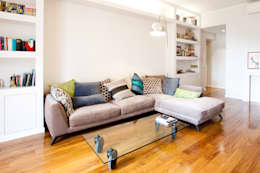 Salas de estar modernas por DFG Architetti