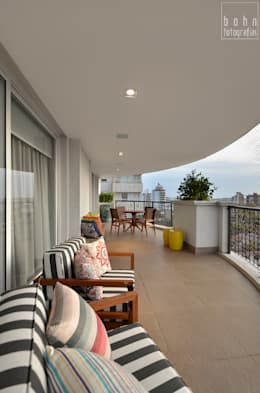Patios & Decks by Carolina Burin Arquitetura Ltda