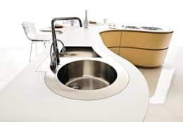 modern Kitchen by ARTE CUCINE/ PEDINI SAN ANGEL