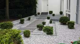 Jardin de style de style Moderne par SUD[D]EN Gärten und Landschaften