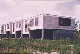 le modèle villa avant livvraison en 1958:  de style  par dominique tessier et associés