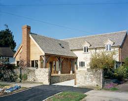 Maisons de style de style Rustique par Jessop and Cook Architects