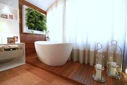 MeyerCortez arquitetura & design의  침실