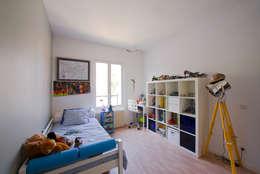 غرفة الاطفال تنفيذ Hélène de Tassigny