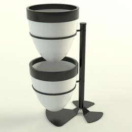 modern Kitchen by SoldiDesign