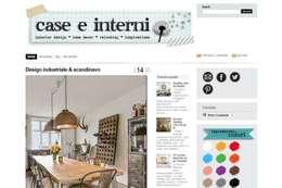 I migliori blog italiani di arredamento e design for Case in stile missione