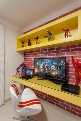 moderne Kinderkamer door Designer de Interiores e Paisagista Iara Kílaris