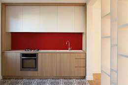 Maison SL #17: Cuisine de style de style Classique par ATELIER R ARCHITECTES