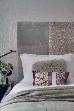 moderne Slaapkamer door Nicola Holden Designs