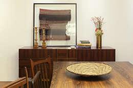 غرفة السفرة تنفيذ Tiago Patricio Rodrigues, Arquitectura e Interiores