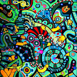 Kunst  door Jimmy Carbo