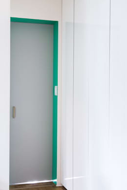 The Diagonal Line _평창동 빌라: 지오아키텍처의  창문