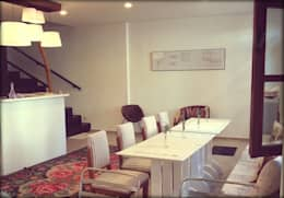 Ferhan Tasarım – Lobi, Egesade Otel:  tarz Oteller