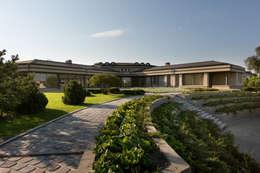 Дом на Днепре: Сады в . Автор – SBM studio