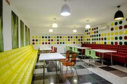 Офисное кафе, UkrLandFarming: Офисы и магазины в . Автор – UKRINTEL