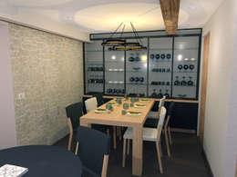 Salle à manger:  de style  par Planforêt