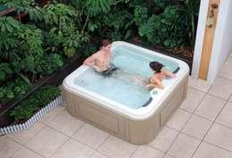 spas jacuzzis de exterior spa de estilo mediterrneo de web del hidromasaje