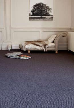 Paredes y suelos de estilo  por Sisal & Seagrass