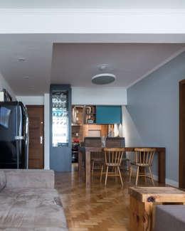 غرفة السفرة تنفيذ Kali Arquitetura