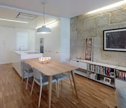 modern Kitchen by Castroferro Arquitectos