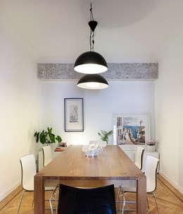 modern Dining room by Castroferro Arquitectos