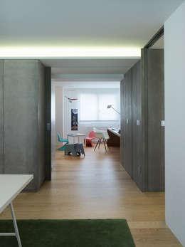 غرفة الاطفال تنفيذ Castroferro Arquitectos