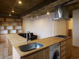 廚房 by 吉田裕一建築設計事務所