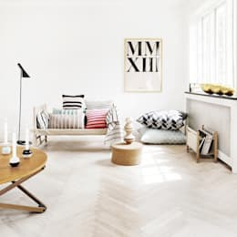 scandinavian Living room by Chicplace