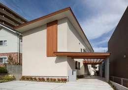 Garasi by 森建築設計室